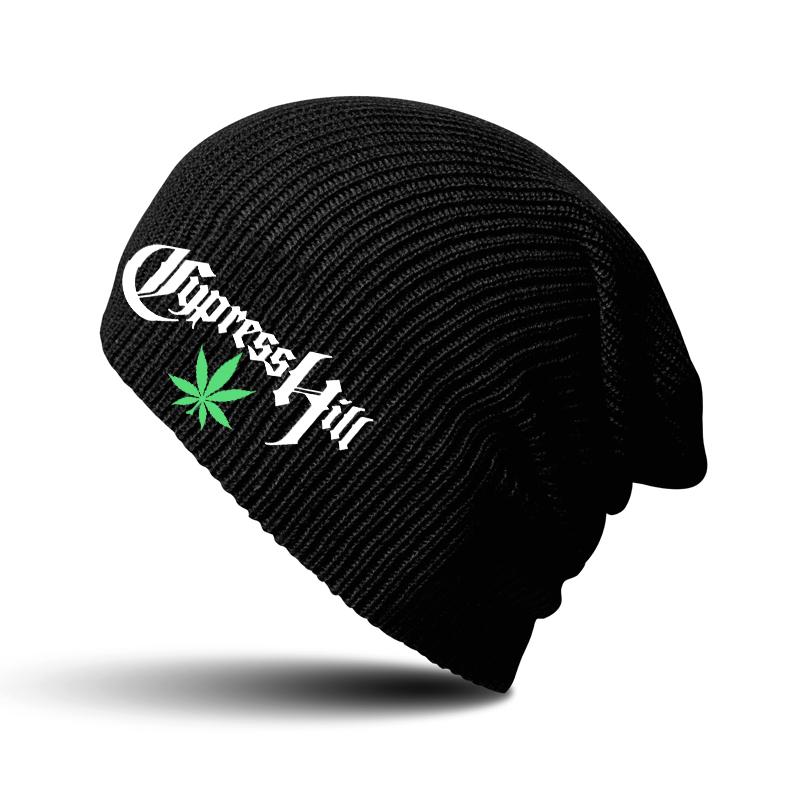 Cypress Hill Leaf Logo Black Beanie - Probity Wholesale 720da7b5f679