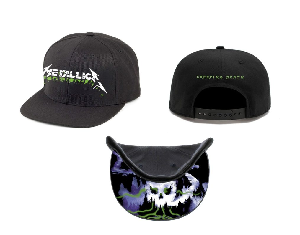Metallica-Creeping Death-Snapback RTMTLSBCBCRE