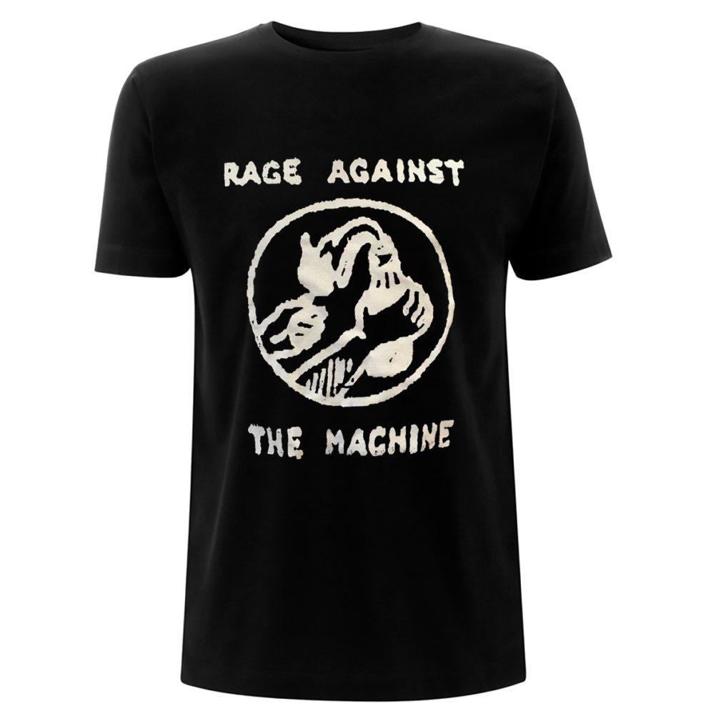 RTRAMTSBSTE RATM Molotov & Stencil Black T - Front