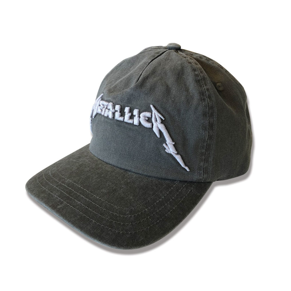 Metallica-Glitch Logo-Dad Hat-F MTLSBCBGLI
