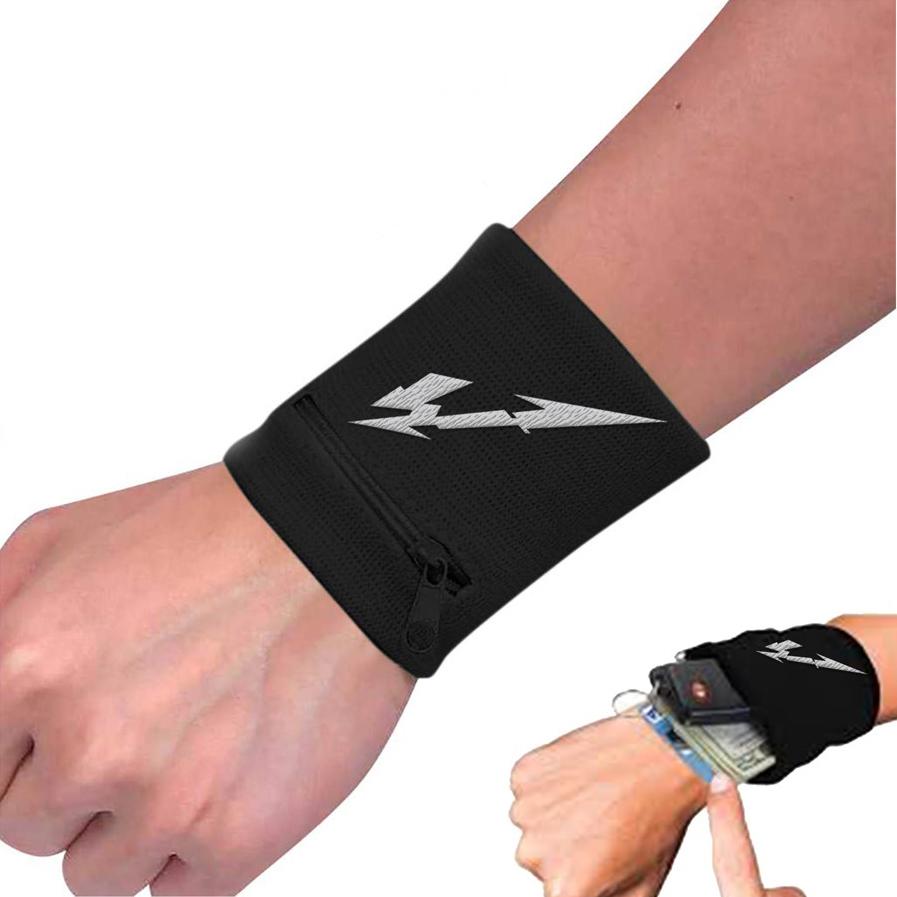 Metallica-Glitch M-Zipper Wristband-MTLWRISTBGLI