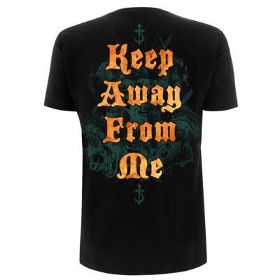 DD-Keep Away-Tee-B EMPDDTSBKEE