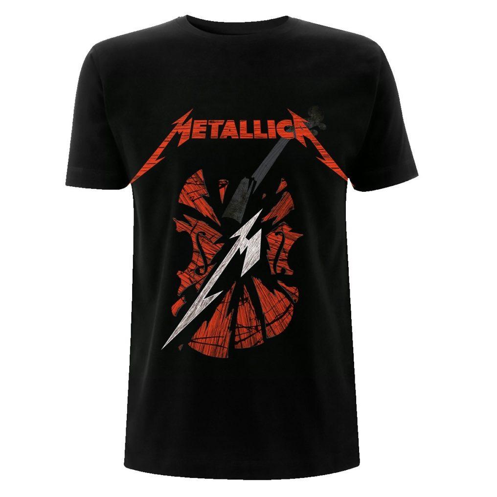 Metallica-S&M2 Scratch Cello-Tee-F MCMTLTSBSCR